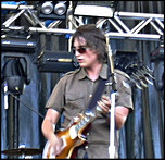 [James on stage at Imola in Jue 2004. Please click for a larger view.]