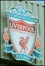 Liverpool Football Club play at Anfield.