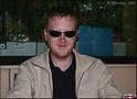 Now you see Barry, this is where you're going wrong, the shades should have been worn in the previous photo!