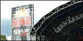 The NME stage at V2004 Stafford.