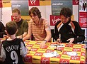 Starsailor believe in coverting their fans at a young age.